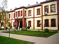 Ndërtesa ku është vendosur biblioteka e madhe ne Ferizaj 02.jpg