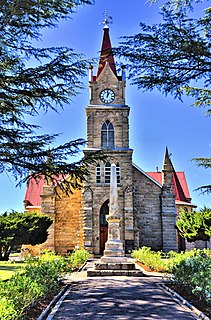 Vrede Place in Free State, South Africa
