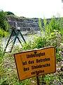 Nentmannsdorf - Steinbruch der ProStein GmbH - geo-en.hlipp.de - 12978.jpg