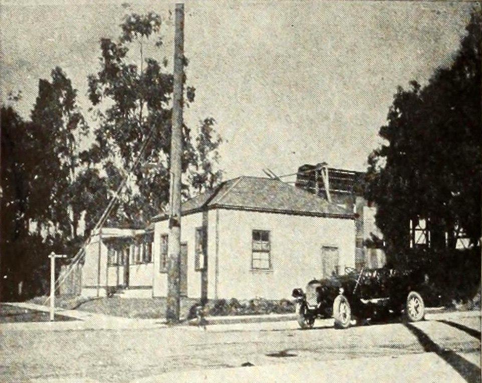 Nestor studio 1911