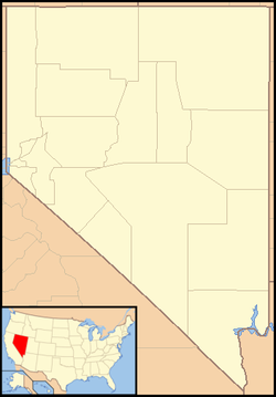 Elko is located in Nevada