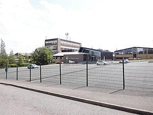 New College Stamford - Image: New College Stamford