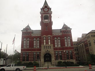 New Hanover County, North Carolina - Image: New Hanover County, NC, courthouse IMG 4363
