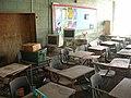 New Orleans after Hurricane Katrina Federal Flood - School Classroom 01.jpg