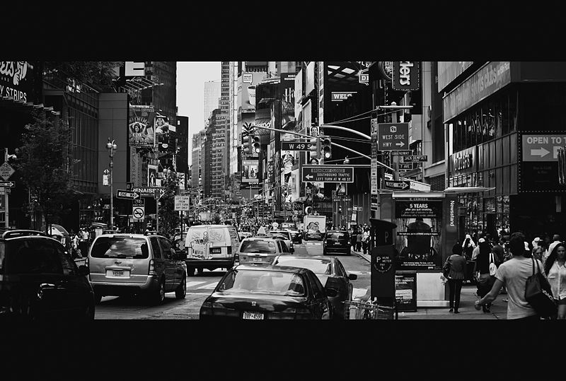File:New York City Rush Hour (6033798581).jpg