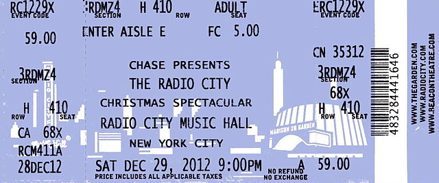 other resolutions 320 134 pixels - Radio City Christmas Show Tickets