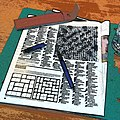 New York Times Sunday Crossword Puzzle & Fountain Pen (23383810024).jpg