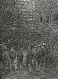 Image result for black as Newgate's knocker