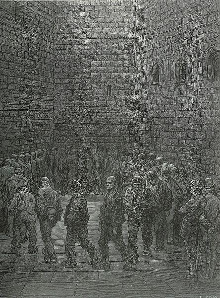 Newgate Prison Inmates