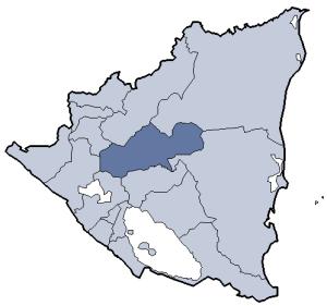 Matagalpa Department - Image: Nicaragua Matagalpa