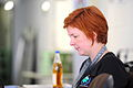 Nicole - Wikimedia 2011 hackathon in Berlin 004.jpg