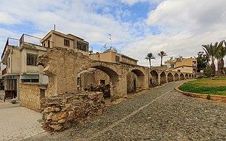 Nicosia - The Nicosia aqueduct