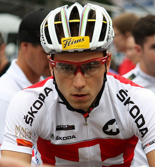 Nino Schurter at the Worlds 2011