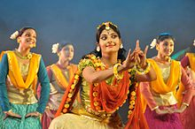 Performance of Shakunthala.