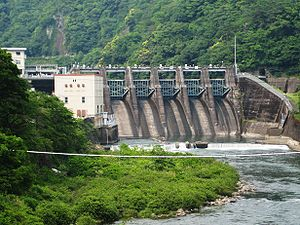 Sustainable energy - Hydroelectric dams are one of the most widely deployed sources of sustainable energy.