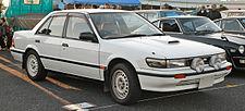 Nissan Bluebird SSS-R