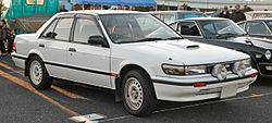 Nissan Bluebird (U 12) SSS-R, Japan