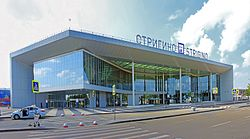 Nizhny Novgorod International Airport (Strigino) - new terminal (2).jpg