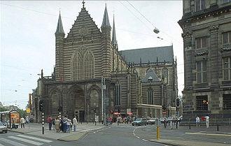 Nieuwe Kerk, Amsterdam - Image: Nkerk 2