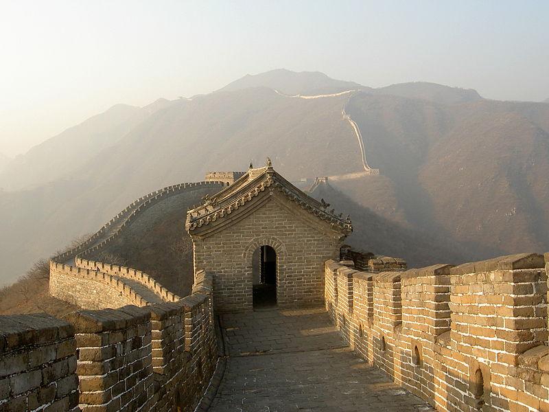 Gran Muralla China (S. V a. C.)