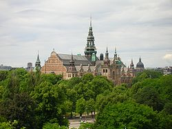Nordiska museet sett från Skansen 2005-07-29.jpg