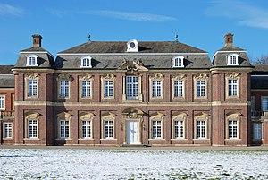 Nordkirchen Castle - Image: Nordkirchen 2010 100307 10781 Oranienburg