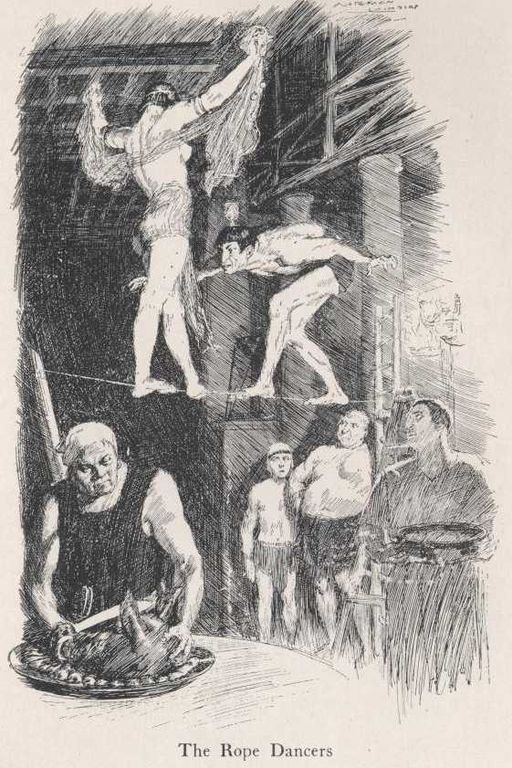 Norman Lindsay Satyricon p116
