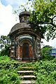 North Shiva Mandir - South Facade - Kalachand Das Ghosh Estate - Sankrail - Howrah 2013-08-15 1721.JPG