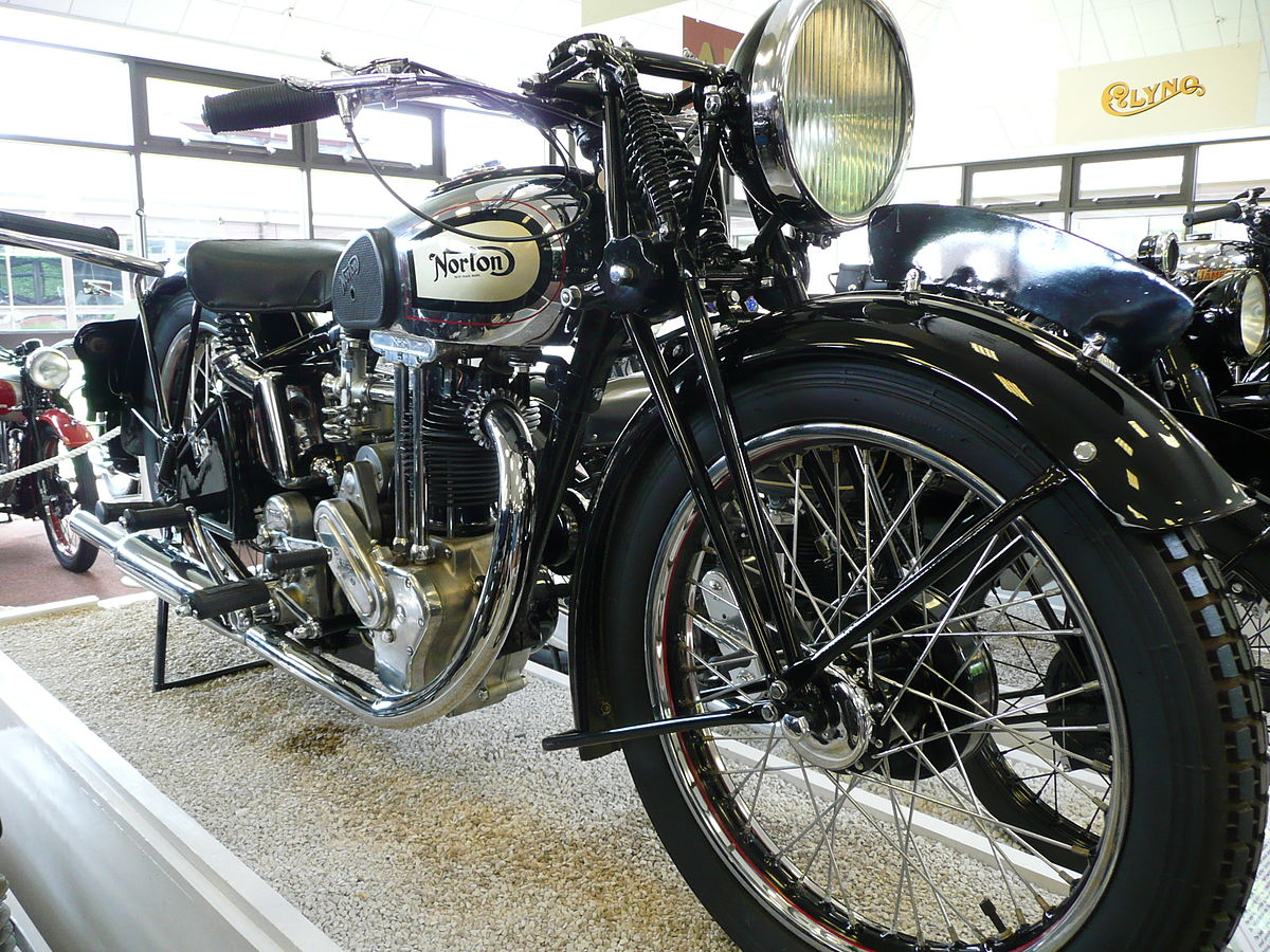 Norton Model 50 Wikipedia