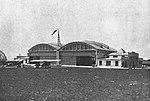 Nowa hala montażowa 2 pułku lotniczego w Krakowie, poświęcona 15 maja 1929.jpg