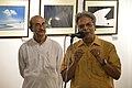 Nrisingha Prasad Bhaduri Addresses - Group Exhibition Inauguration - PAD - Kolkata 2016-07-29 5342.JPG