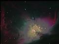 Nucleo della nebulosa di Orione M42 ripreso in Halfa, Oiii e Hbeta.tif