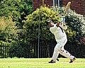 Nuthurst CC v. The Royal Challengers CC at Mannings Heath, West Sussex, England 05.jpg