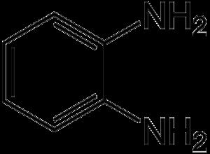 O-Phenylenediamine - Image: O phenylenediamine