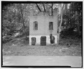 OFFICE BUILDING, NORTH ELEVATION - Shepherdstown Cement Mill, River Road, Shepherdstown, Jefferson County, WV HAER WVA,19-SHEP.V,4-15.tif