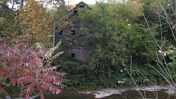 Meshoppen's Old White Mill