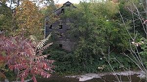 Meshoppen, Pennsylvania - Meshoppen's Old White Mill