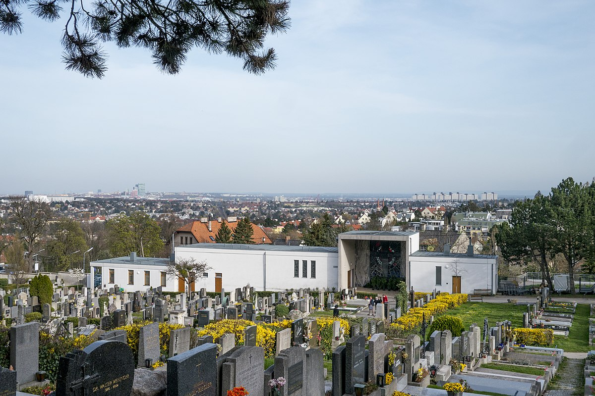 Ober Sankt Veiter Friedhof Wikipedia