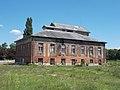 Obuda gas factory, central laboratory, 2016 Aquincum.jpg