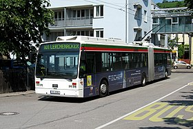 Image illustrative de l'article Trolleybus d'Esslingen am Neckar