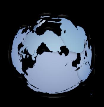 English: World oceans
