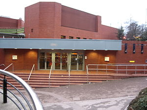 University of Sheffield - The Octagon Centre was opened in 1983 as a conference and music venue