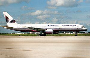 Odyssey International Boeing 757 JetPix.jpg