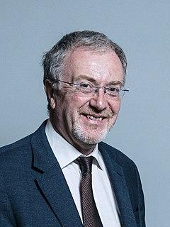 Richard Burden British Labour politician