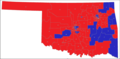 Oklahoma house districts sept 2017.png