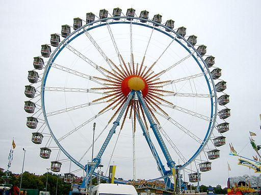 Oktoberfest 2005 - Riesenrad