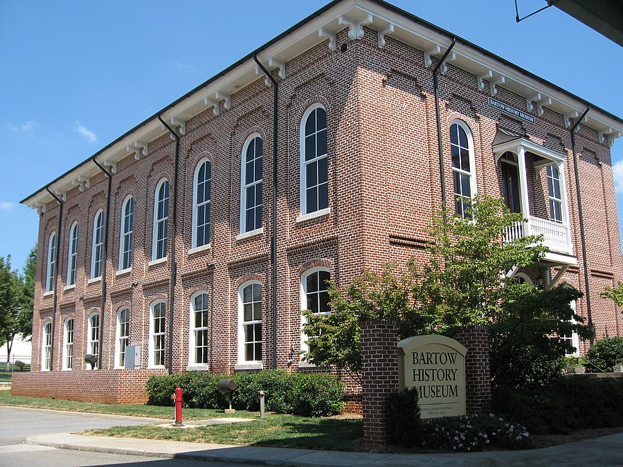 Old Bartow County Courthouse