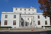 Old Cherokee County Courthouse; Canton, Georgia; November 4, 2012