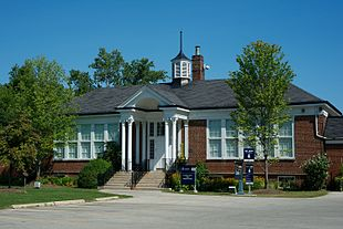 Old Erindale Public School