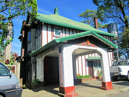 Old Supreme Court Justice House in Baguio